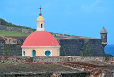 Old San Juan Royalty Free Stock Photography
