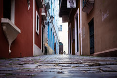 Old San Juan PR Royalty Free Stock Photos