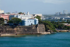 Old San Juan, Puerto Rico Royalty Free Stock Photos