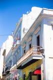 Old San Juan Puerto Rico Architecture stock photo