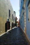 Old San Juan Street Royalty Free Stock Photography