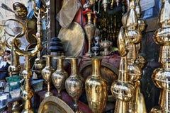 Old Sanaa market Royalty Free Stock Photo