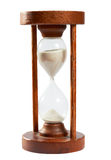 Old sand clock, hourglass Stock Images