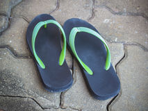 Old sandal Royalty Free Stock Image