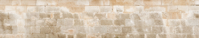 Old sandstone wall texture Royalty Free Stock Images
