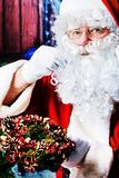 Old santa Royalty Free Stock Photos