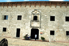 Old santo domingo Royalty Free Stock Images