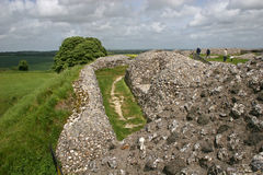 Old Sarum Royalty Free Stock Images
