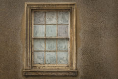 Old Sash window Royalty Free Stock Photo