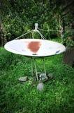 Old satellite dish Stock Photos
