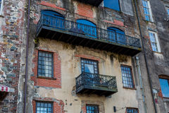 Old Savannah Building Royalty Free Stock Image
