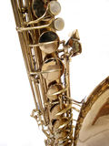 Old Sax Stock Photo