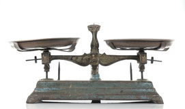 Old scales. Stock Image