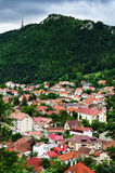 Schei, Brasov in Romania Royalty Free Stock Image
