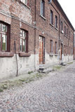 Old school building Stock Photo