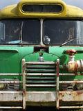 Old School Bus Royalty Free Stock Image