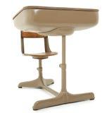 Old School Desk Stock Photo