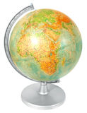 Old school globe Stock Image