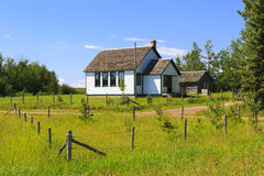 Old School House royalty free stock photography