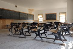 Bannack Montana Ghost Town Shack Stock Images