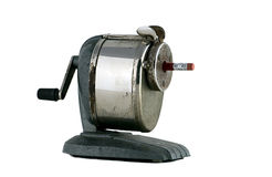 Old School House Pencil Sharpener Stock Photos