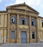 Old school in Nicosia Royalty Free Stock Photos