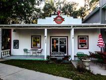 Old School Pizzeria, Port Royal, South Carolina.  Royalty Free Stock Image