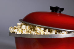 Old School Popcorn. Royalty Free Stock Photography
