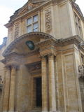 Old School quadrangle in Oxford Stock Photography