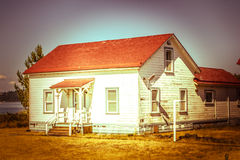 Old schoolhouse Stock Image