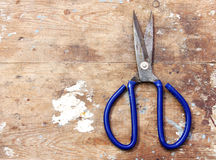 Old scissor Stock Images