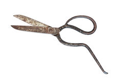 Old scissors Stock Photos