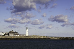 Old Scituate Lighthouse Stock Photography