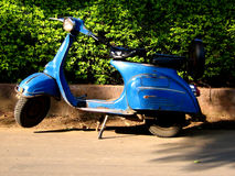 Old Scooter Royalty Free Stock Image