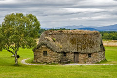 An old Scottish house Royalty Free Stock Photos