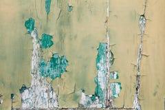Old scratch door Stock Images