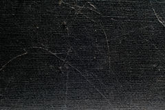 Old and scratched abstract dark background Royalty Free Stock Photo
