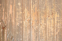 Old scratched brown wood texture background Stock Photo