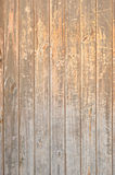 Old scratched brown wood texture background Royalty Free Stock Photography
