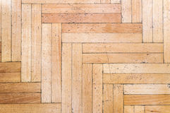Old scratched parquet background Royalty Free Stock Photos