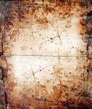 Old scratched surface with room for text royalty free stock photo
