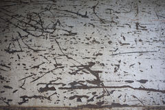 Old scratched wall Royalty Free Stock Photo