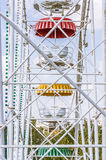 Old Scuffed Soviet Panoramic Wheel Royalty Free Stock Images