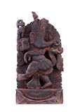 Old sculpture of the Ganesh. Royalty Free Stock Photo