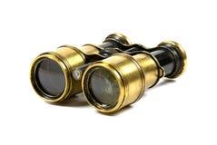 Old sea binoculars Royalty Free Stock Photography