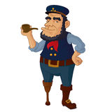 Old Seaman Stock Photo