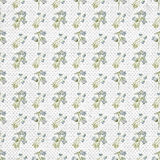 Old seamless floral pattern wallpaper Stock Images