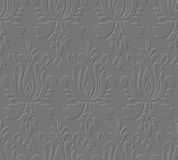 Old seamless pattern.  Vector Royal background Stock Images