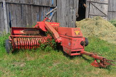 Old seeder Royalty Free Stock Photos