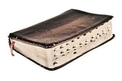 Free Old Sepia Antique Retro Vintage Book Bible Scriptures Christian Beliefs Faith Stock Photos - 47093123
